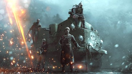 Battlefield 1: In the Name of the Tsar - DLC-Check: Endlich an die Ostfront