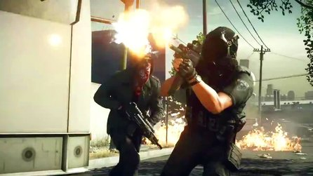 Battlefield Hardline - Gameplay-Trailer mit allen Features des Shooters