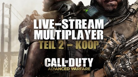 Call of Duty: Advanced Warfare - Live-Stream #2: Exo-Survival Koop (PC)