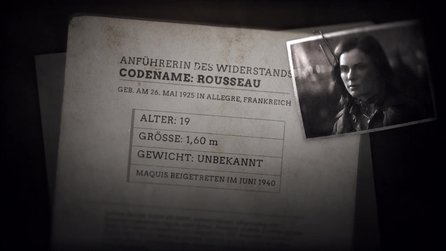 Call of Duty: WW2 - Trailer »Meet the Allies«: Rousseau