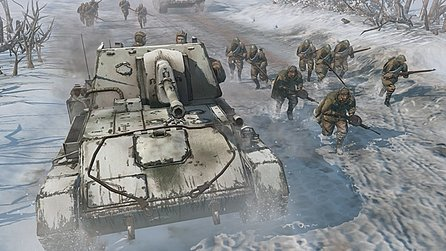 Company of Heroes 2 - Test-Video