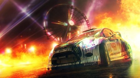 DiRT Showdown - Release-Termin, Demo, neuer Trailer und Screenshots