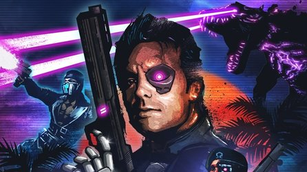Far Cry 3: Blood Dragon - Test-Video zum Download-Shooter