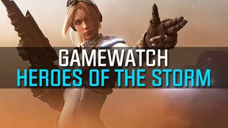 Gamewatch: Heroes Of The Storm - Video-Analyse: So läuft ein Match ab