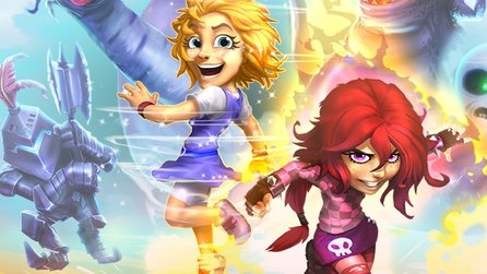 Giana Sisters: Twisted Dreams - Test-Video zum Jump'n'Run-Remake