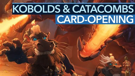 Hearthstone: 50 Packs & ein Dungeon Run - wir zeigen den neuen Single-Player in Kobolds & Catacombs