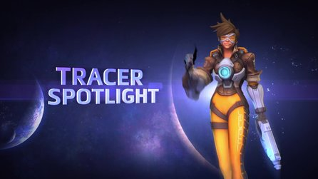 Heroes of the Storm - Helden-Spotlight: Tracer aus Overwatch
