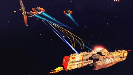 Homeworld - Hall of Fame-Video zum Weltraum-Strategiespiel von 1999