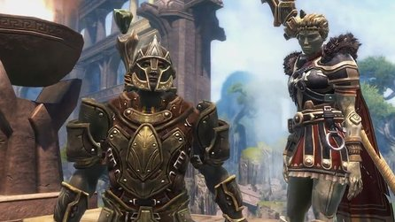 Kingdoms of Amalur: Reckoning - Trailer mit Spielszenen zum Teeth-of-Naros-DLC