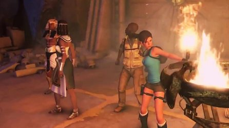Lara Croft and the Temple of Osiris - Launch-Trailer des Actionspiels