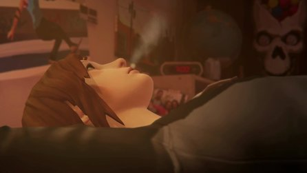Life is Strange: Before the Storm - Launch-Trailer zum gefühlvollen Teenie-Adventure
