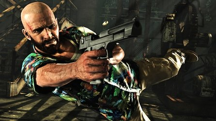 Max Payne 3 - Test-Video der Konsolenversion