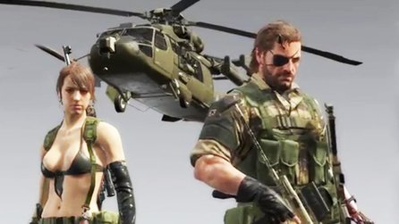 Metal Gear Solid 5: The Phantom Pain - Komplette Mission mit 40 Minuten Gameplay