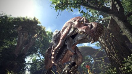 Monster Hunter: World - Uralter Wald-Gameplay stellt Mission samt Spielmechaniken vor
