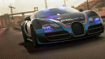 Need for Speed: Hot Pursuit - Trailer zum Super-Sports-Pack-DLC