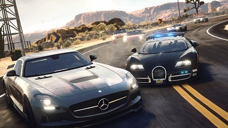 Need for Speed Rivals - Launch-Trailer zum Open-World-Rennspiel