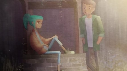 Oxenfree - Teaser-Trailer