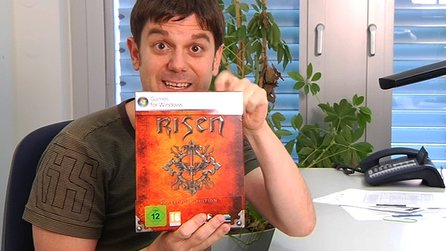 Risen - Boxenstopp: Collector's Edition im Detail