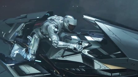 Star Citizen Update 3.0 - Gamescom-Trailer stellt Gleiter Aopoa Nox vor