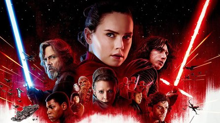 Star Wars 8 - Kinostart kommt dicht an Episode 7 Rekord-Start heran