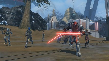 Star Wars: The Old Republic - PvP-Warzones vorgestellt