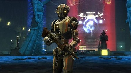 Star Wars: The Old Republic - Kontrollbesuch-Video November 2012