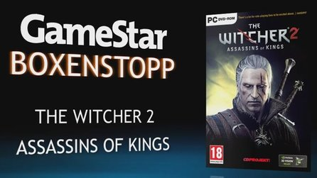 The Witcher 2 - Boxenstopp-Video mit Premium- und Collector's Edition