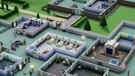 Two Point Hospital - Ein Klassiker wird reanimiert