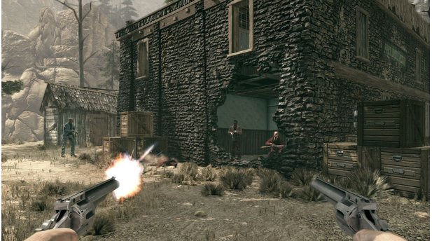 Call of Juarez: Bound in Blood - DLC 1