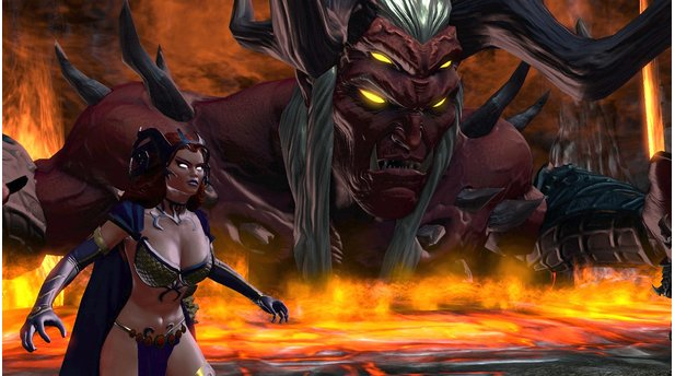 DC Universe Online - Screenshots der PS4-Version