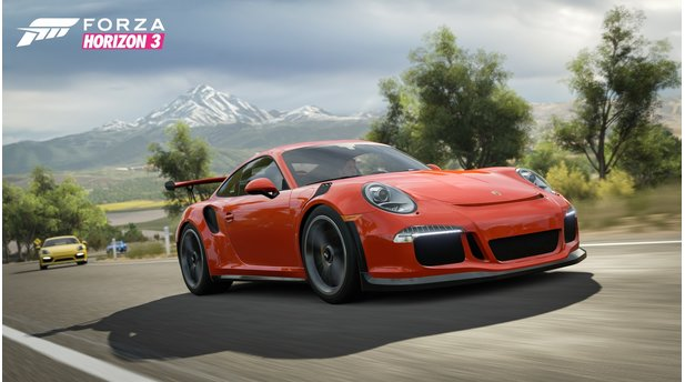 Forza Horizon 3 - Screenshots zum Porsche Car Pack
