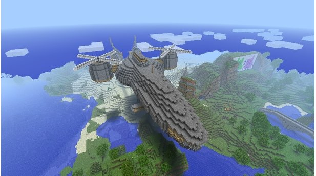 Minecraft Highwind 06