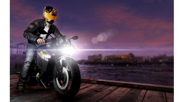 Sleeping Dogs - Screenshot aus dem Street-Racer DLC