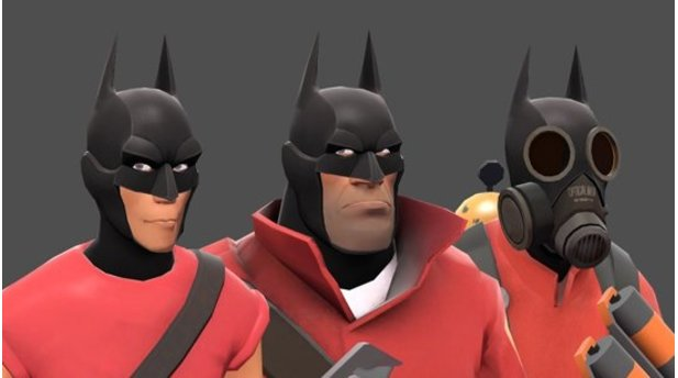Team Fortress 2: Batman-Community-Contest - Screenshots