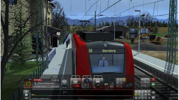 train simulator 2015 im test der schul zug gamestar. Black Bedroom Furniture Sets. Home Design Ideas