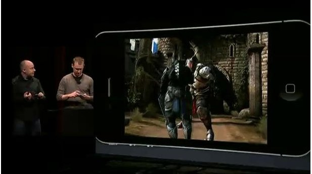 Unreal Engine für iOS