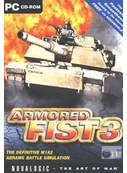 Cover zu Armored Fist 3