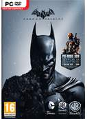 Cover zu Batman: Arkham Origins