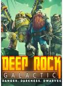 Cover zu Deep Rock Galactic