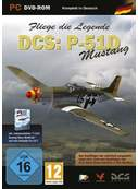 Cover zu Digital Combat Simulator: P-51D Mustang