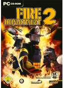 Cover zu Fire Department 2