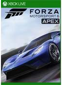 Cover zu Forza Motorsport 6: Apex