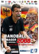 Cover zu Handball Manager 2008