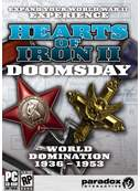Cover zu Hearts of Iron 2: Doomsday