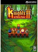 Cover zu Knights of Pen and Paper 2