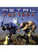 Cover zu Metal Fatigue