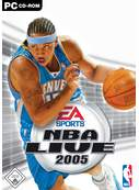 Cover zu NBA Live 2005