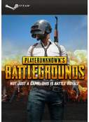 Cover zu Playerunknown's Battlegrounds