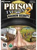 Cover zu Prison Tycoon 2: Maximum Security