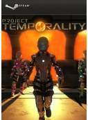 Cover zu Project Temporality